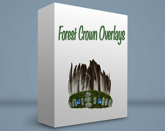3 Forest Crown overlay files