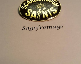 Scarborough saints pin