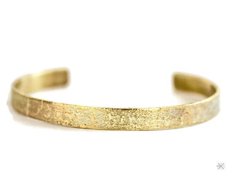 Personalized Brass 8th Anniversary Gift for Her - 8 year Brass Anniversary Bracelet - 8 year Anniversary Gift for Wife - 8th Anniversary