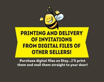 Peppa Pig Invitation - Invitation Printing - Printed and Shipped to You - Printing Services