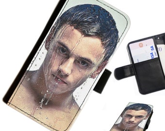 TDA 11 Tom Daley custom Leather PU wallet phone case for Samsung, LG Motorola, Sony, Google, Huawei with card slots, money slot