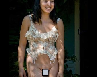 Revealing Portrait, No panties - PRINT FILE