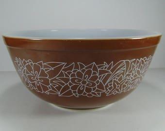 Vintage Pyrex Woodland Mixing Bowl 2.5 l - #403