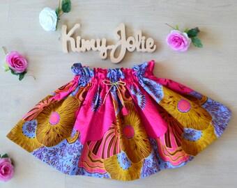 "Pretty skirt ""Pink lady"""