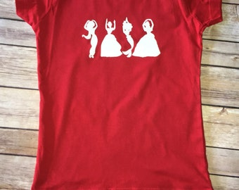 Women's O-H-I-O State Princess Shirt