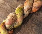 SALE***Treasure hunting - Sw merino multicoloured  donegal sock yarn