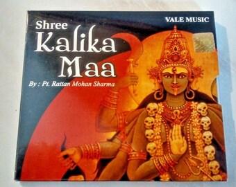 hindu goddess kali music cd