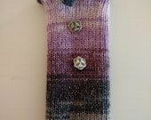 2 pair boot cuffs, one pair fingerless gloves. Reserved for Kim