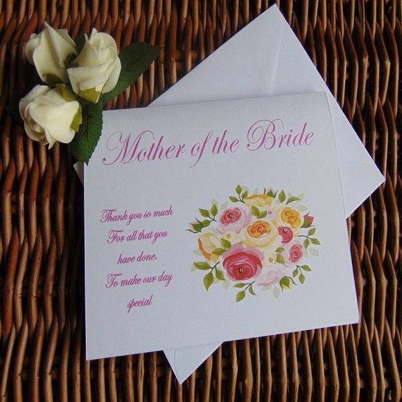 Thank you card for mother of the bride mother of the bride thank il570xn m4hsunfo