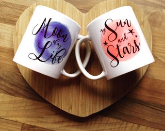 Game of Thrones Moon of my life - My Sun & Stars new design Inspired TV show - Gifts mugs