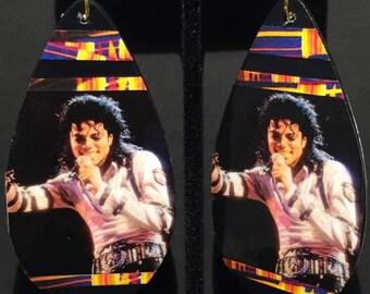 Michael Jackson Earrings