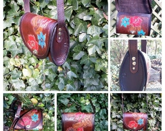 Harness leather bags on order