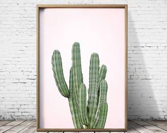 Cactus Print - Cactus Art - Cactus Poster - Cactus Wall Art