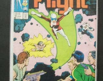1987 Alpha Flight #42 The Purple Girl and The Auctioneer  VF-NM  Unread Condition Marvel Comic Book