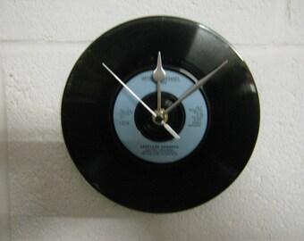 "George Michael ""Careless Whisper"" Special Unique 7"" Vinyl Record Wall Clock Gift/Present"