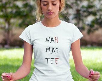 NAHMASTEE - NAMASTE YOGA Ohm Meditation Frauenunterhemde