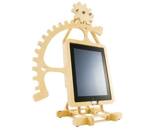Docking Station - iPad / iPad Dock / Electronics / Docking Stand /  Unique Gifts / Fathers Day Gift