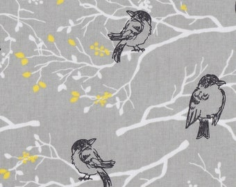 Kitchen Curtains bird kitchen curtains : Bird print curtains – Etsy
