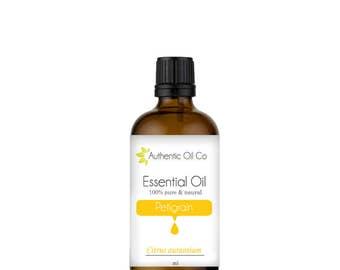 Petitgrain Essential oil 100% Pure 10ml 50ml 100ml