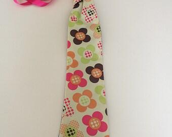 Women's adjustable tie