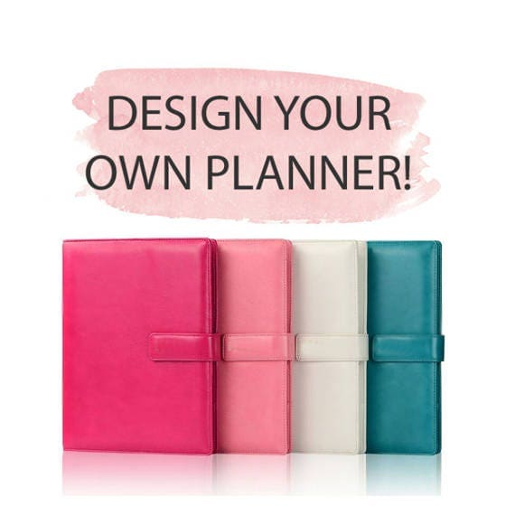 Design Your Own A6 Personal Planner Binder