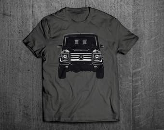 Mercedes Jeep shirts, G class t shirt Jeep t shirts, Jeep shirts, Off roader shirts, Jeep hair cars shirts, Truck funny shirts, Benz t shirt