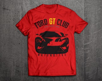 Ford GT Shirts, Ford T shirts, Shelby shirts Cars t shirts, men tshirts women t shirts muscle car shirts, Ford GT, GT t shirt Motomotive ink