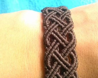 Celtic Knot bracelet/anklet