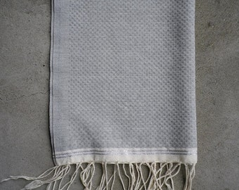 Grey Hand Towel