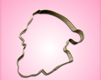Santa Face Cookie Cutter