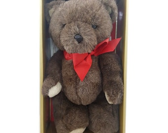 """Vintage 1985 Collectible by Dakin Bialosky Teddy Bear Limited Edition 15"""""""