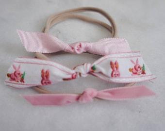 vintage bunny set