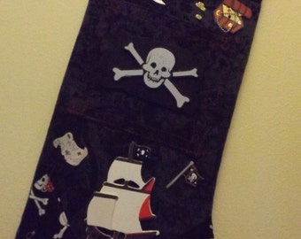 Pirate stocking for all occassions!