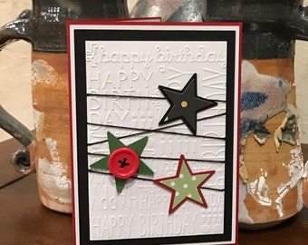 You're a Star Birthday Card
