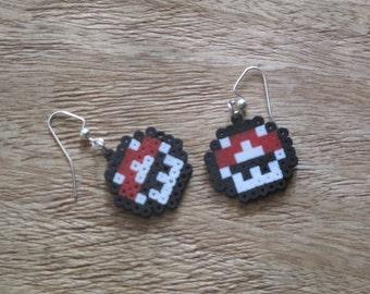 Power-Up Earrings