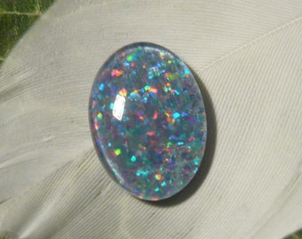 Reclaimed Vintage Opal Triplet, 3.5ct (Slightly Damaged)