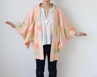kimono jacket , Haori, Japanese costume, Japanese clothing /1542