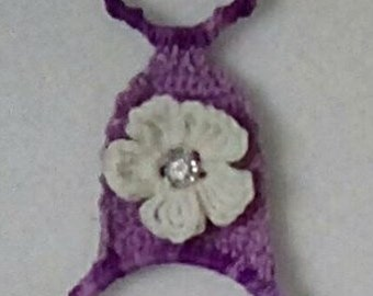 Crochet Legging Holder