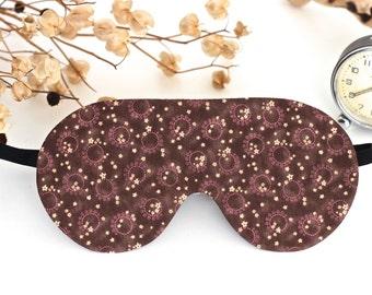 Sleep mask gifts for travelers cute sleep mask eye soft mask eye cover gift for her satin sleep mask eyemask sleep