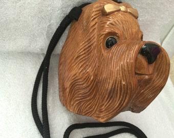 Timmy Woods Yorkshire Terrior Handbag