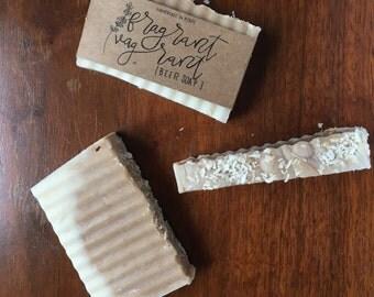 Coconut Vanilla Porter Soap