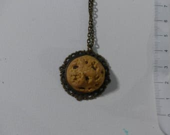 Necklace / ring precious Cookies