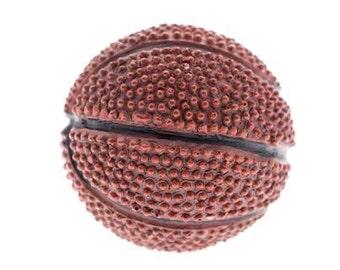 Basketball Knob, Drawer Pull, Cabinet Pull, Dresser Knob