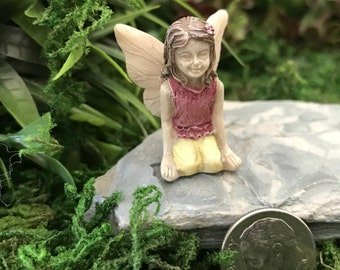 Miniature Teeny Fairy Belle