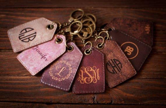 Luggage tag Personalized luggage tag Leather luggage tag