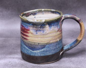 Ceramic mug by Kunihiro Pottery