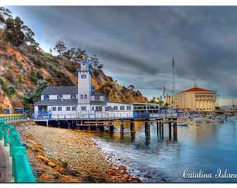 Lighthouse Catalina Island Satin