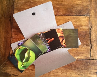 Greeting cards box / / set of 6 / / DIN A6.