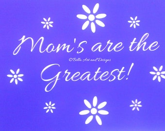 List 1 - Assorted Family stencils  *Free gift with every order*