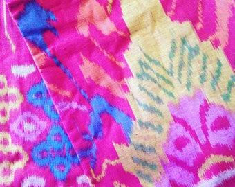 Ikat Endek Fabric